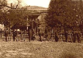 Appomattox Court House, 1865