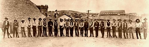 Arizona Rangers, 1903