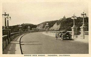 Colorado Streeet Bridge, Pasadena, California