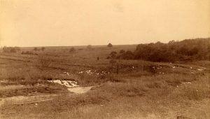 Black Jack Battleground, by J. Newby December 1888