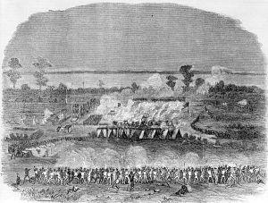 Battle of Santa Rosa Island, Florida in the Civil War