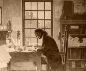 Benjamin Franklin, writer and editor