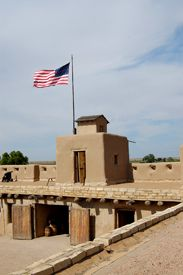 Bent's Fort on the Santa Fe Trail