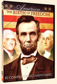 Birth of Freedom DVD