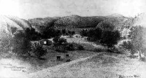 Browns Hole, Colorado 1937