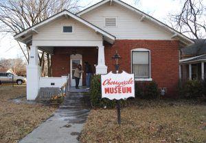 Cherryvale, Kansas Museum