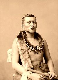 Osage Chief Black Dog
