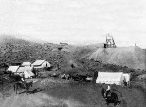 Clark's Camp, California