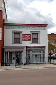 Homestead Museum, Cripple Creek, Colorady by Kathy Weiser