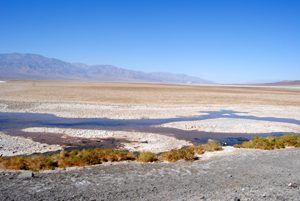 Bad Water Basin in Death Valley, by Kathy Weiser
