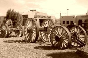 Death Valley Junction, 1935