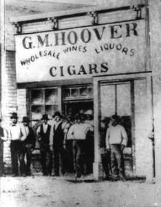 Hoover's Store, Dodge City, Kansas