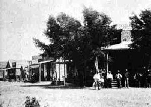 Fairbank, Arizona in 1890