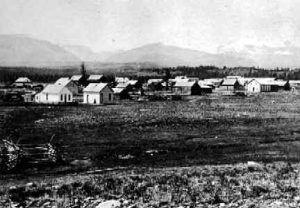 Fairplay, Colorado, 1860