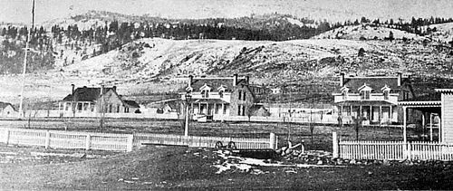 Fort Bidwell, 1865