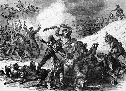 Fort Pillow Massacre, Tennessee