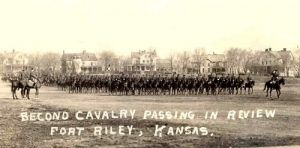 Fort Riley, Kansas 1920s