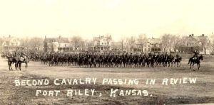 Fort Riley, Kansas 1920s