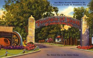 Fountain of Youth, Florida