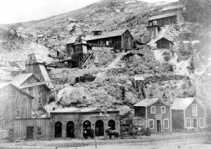 Gregory Gulch, Colorado, 1865
