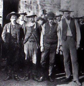 Henry Newton Brown Gang, 1884