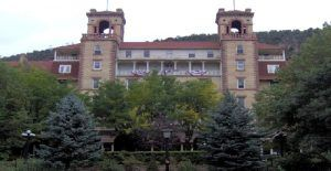 The Hotel Colorado, Glenwood Springs, Colorado