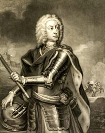 James Edward Oglethorpe, Founder of Georgia