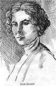 Kate Bender