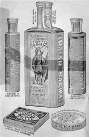 Kickapoo Indian Medicine