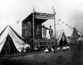 Kickapoo Indian Medicine Show