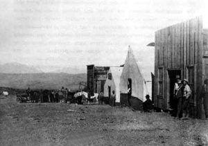 Kunze, California 1906