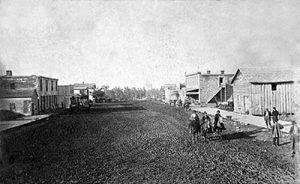 Lawrence, Kansas, 1863
