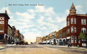 Lawrence, Kansas 1908