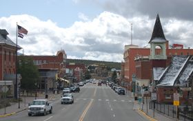 Harrison Avenue, Leadville, Colorado, Kathy Weiser