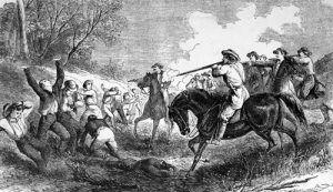 Massacre of Marais des Cygnes, Kansas