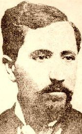 Milton Sharp allegedly robbed more than 20 stagecoaches along the California & Nevada Border.