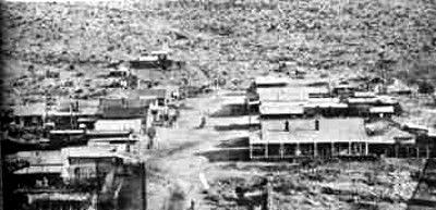 Mineral Park, Arizona, 1880