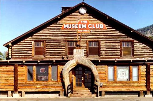 Museum Club in Flagstaff, Arizona