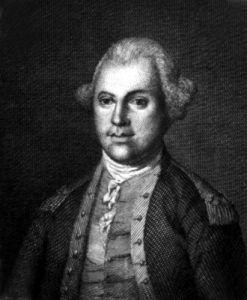 Nathanael Green, by John Fielding, 1785