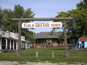 Old Abilene Town, Kansas