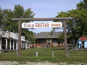 Old Abilene Town, Kansas