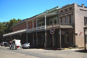 Old Town Sacramento, California, by Kathy Weiser
