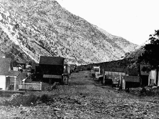 Panamint City, California, 1875