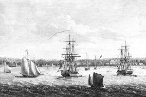 Pensacola Bay, 1775