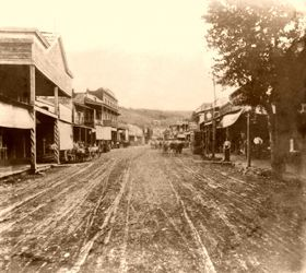 Placerville, California 1866