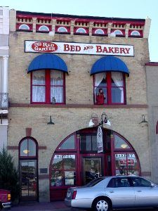 The Red Garter Bed & Bakery in Williams, Arizona