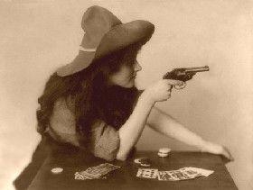 Revolver Girl