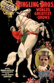 Ringling Brothers, 1899