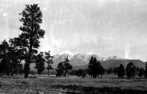 San Francisco Peaks, 1870