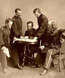 Philip Sheridan's generals